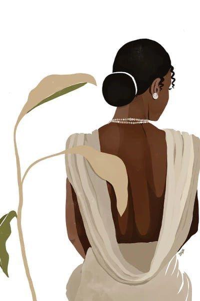 Elegant Fashion Art Illustration   Flairologi