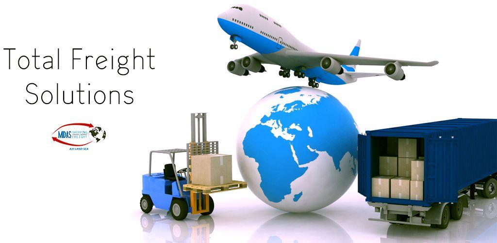 HOME Logistics, Cargo services, Air cargo