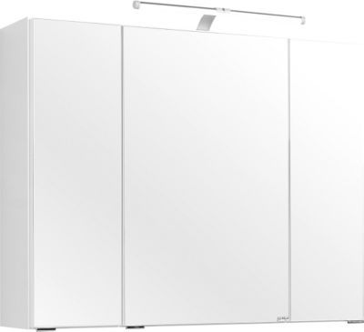 Held Möbel Spiegelschrank Portofino - 80 cm - Weiß Jetzt bestellen