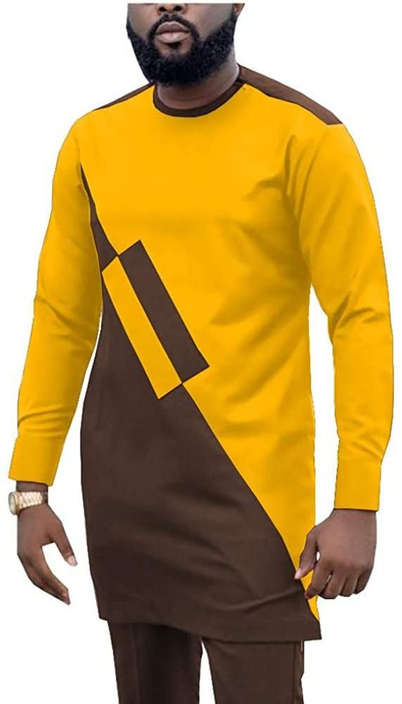 520 Men's trendy styles ideas in 2021   african men fashion, african shirts, african clothing