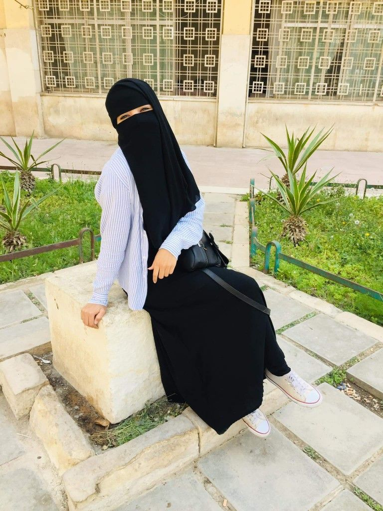 Pin By Ho Ur On Muslim Niqab Islamic Girl Hijabi Girl