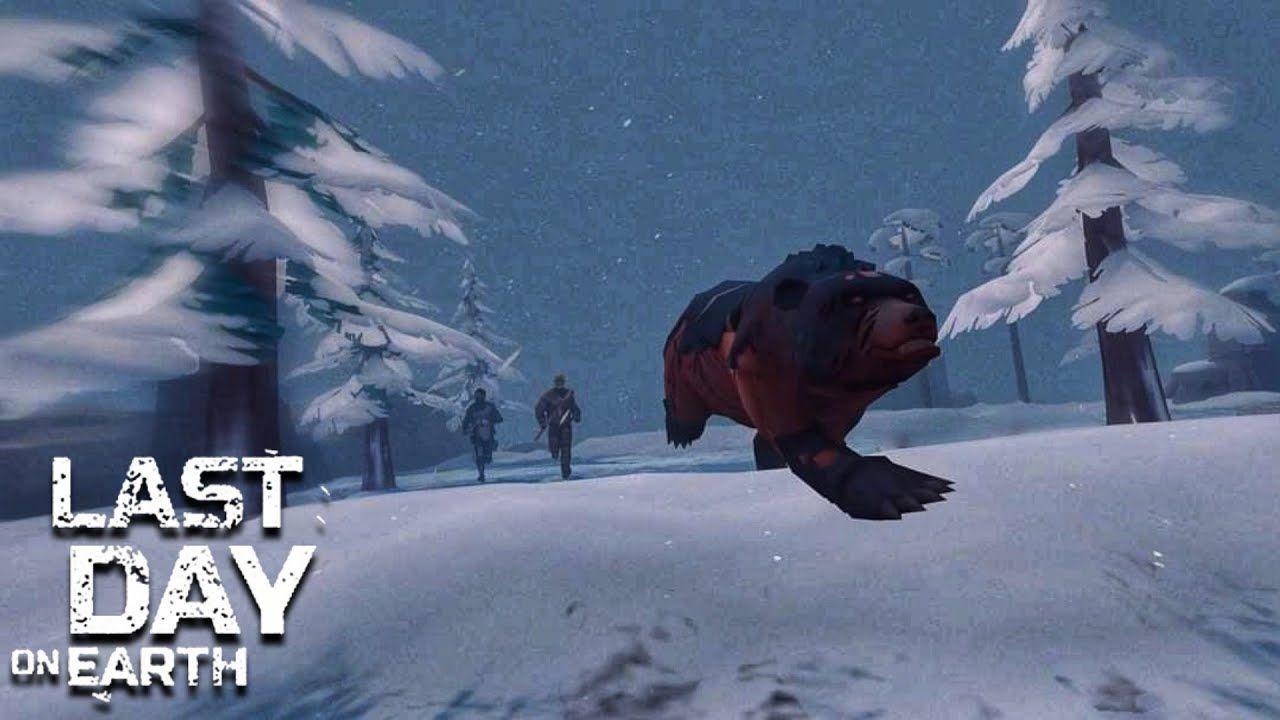 How i kill zombie bear last day on earth mod apk save