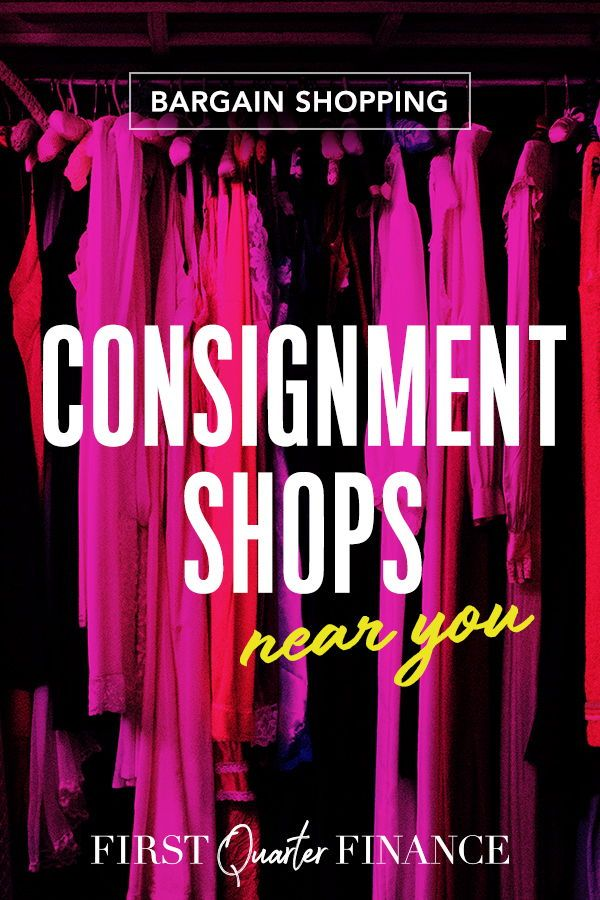 Consignment Shops Near Me? 8 Consignment Shops Local to ...
