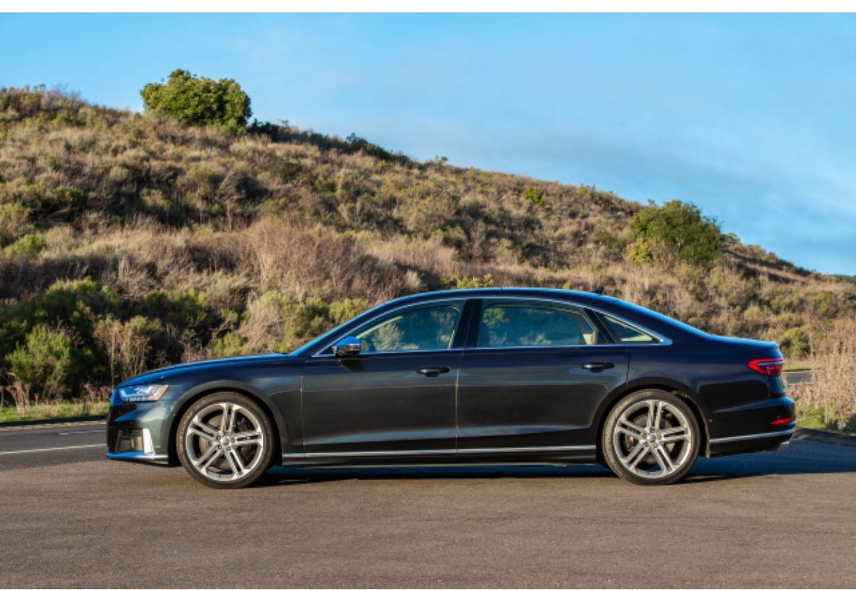 Meet the all new 2020 Audi S8 Audi, Luxury sedan