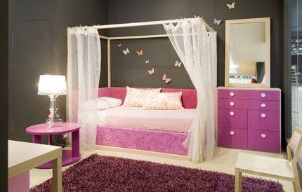 Habitaciones Juveniles Buscar Con Google Habitaciones - Como-decorar-un-cuarto-juvenil-femenino
