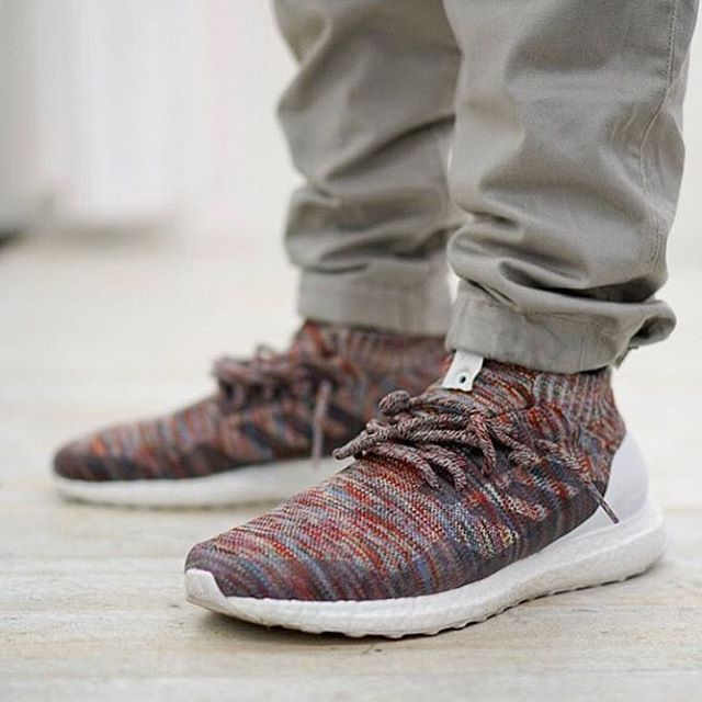 507fc92a9bede9 Kith x adidas Ultra Boost Mid