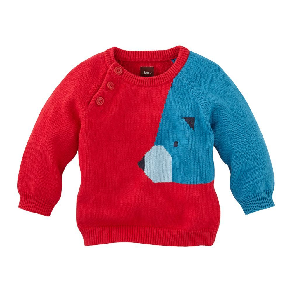 Little Hand Toddler Baby Boys Christmas Sweater Dinosaur Knitted Sweaters Winter Jumper Warm Sweatshirt