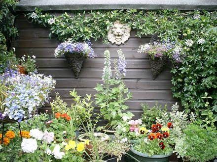 Algunas ideas para jardines pequeños   Ideas para jardines pequeños ...