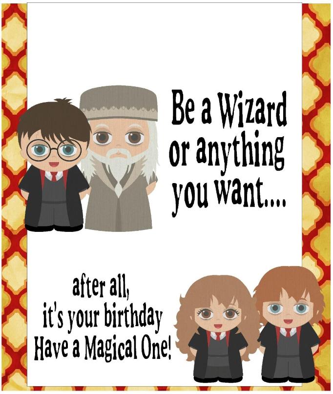 Fantasy Candy Shop Harry Potter Art