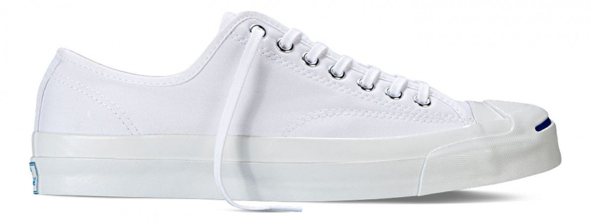 f71f9969973 Converse Jack Purcell Low Top Signature Line White