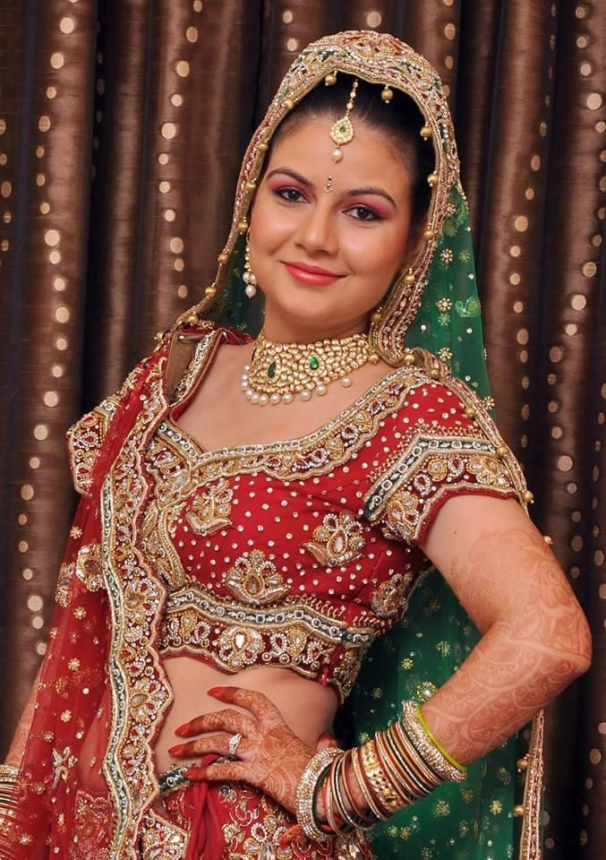 Bridal Makeover by Adamo Salon Indian bridal, Bridal