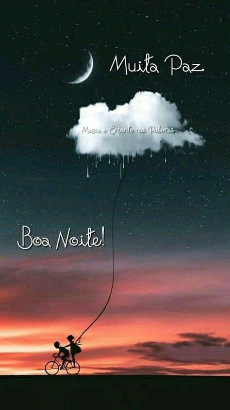 Imagem Por Cecel Oliveira Em Mensagem De Boa Noite Imagens De