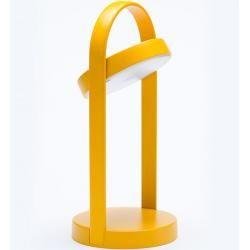 Photo of Led Tischspot Giravolta gelb, Designer Pedrali, 33 cm Pedrali