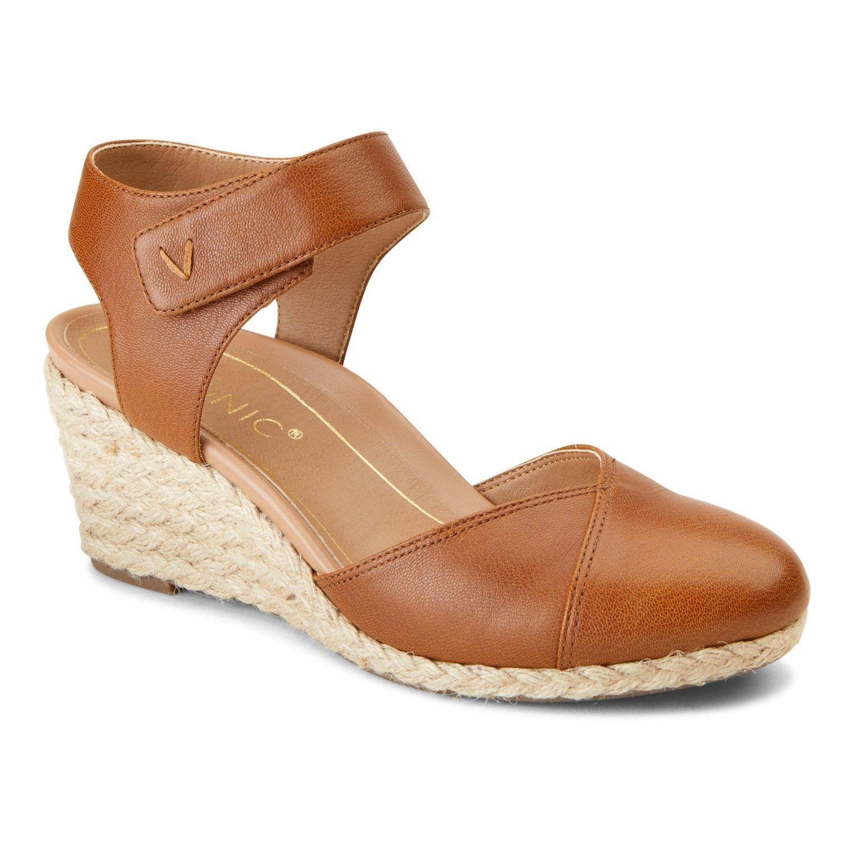 Closed toe sandals, Leather espadrilles