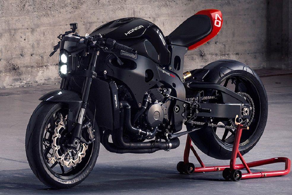Huge MOTOs Custom Honda CBR1000RR Kit