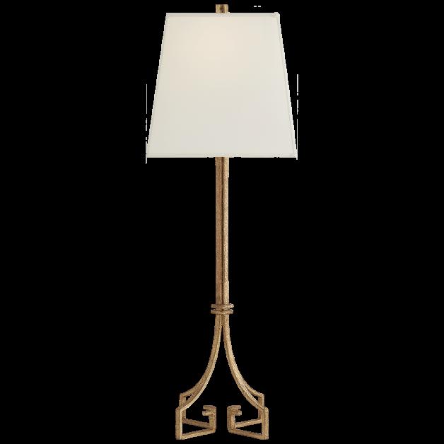 Rhodes buffet lamp