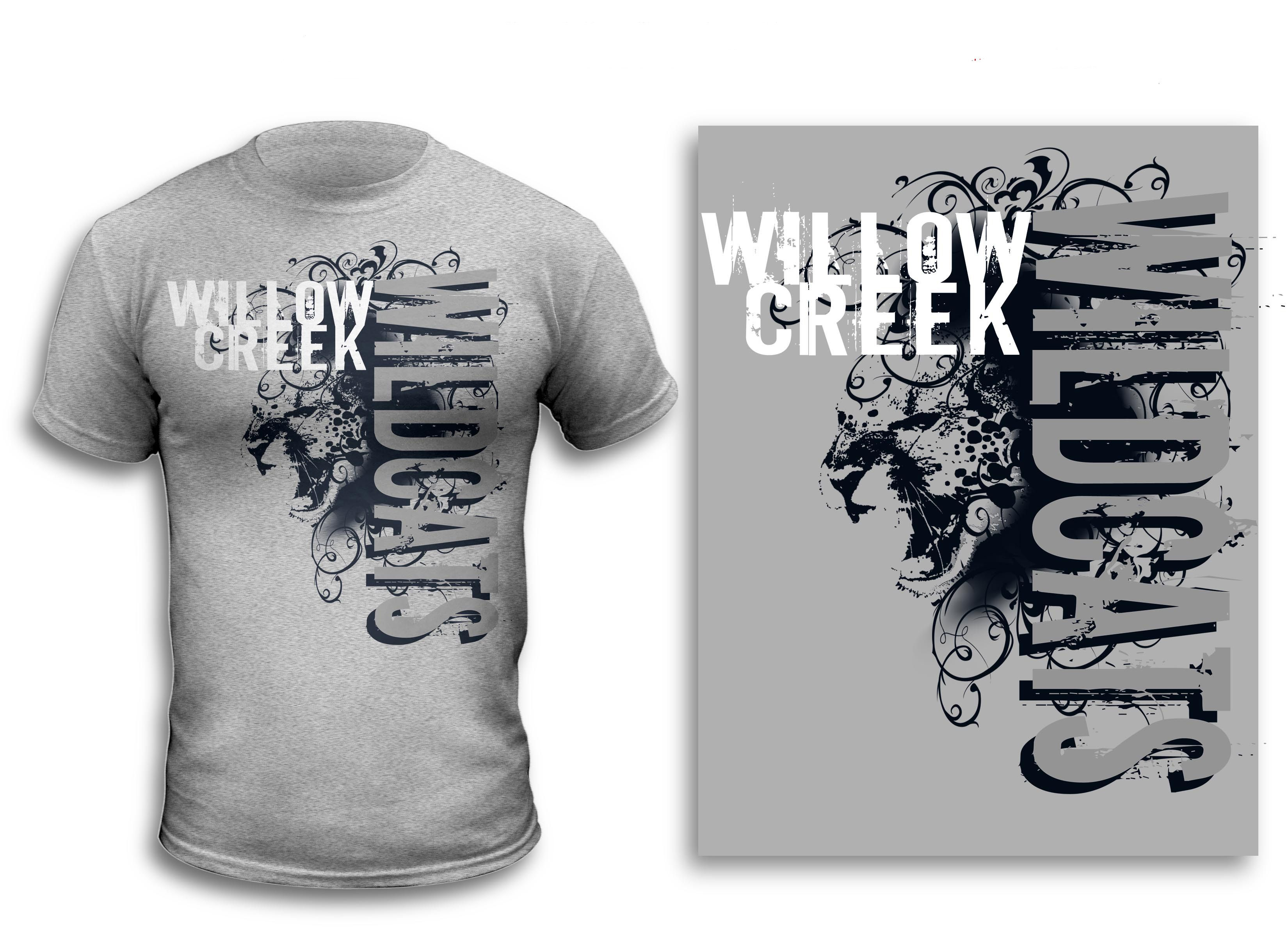Indian Spiritwear T-Shirt Design. School Spiritwear Shirts And