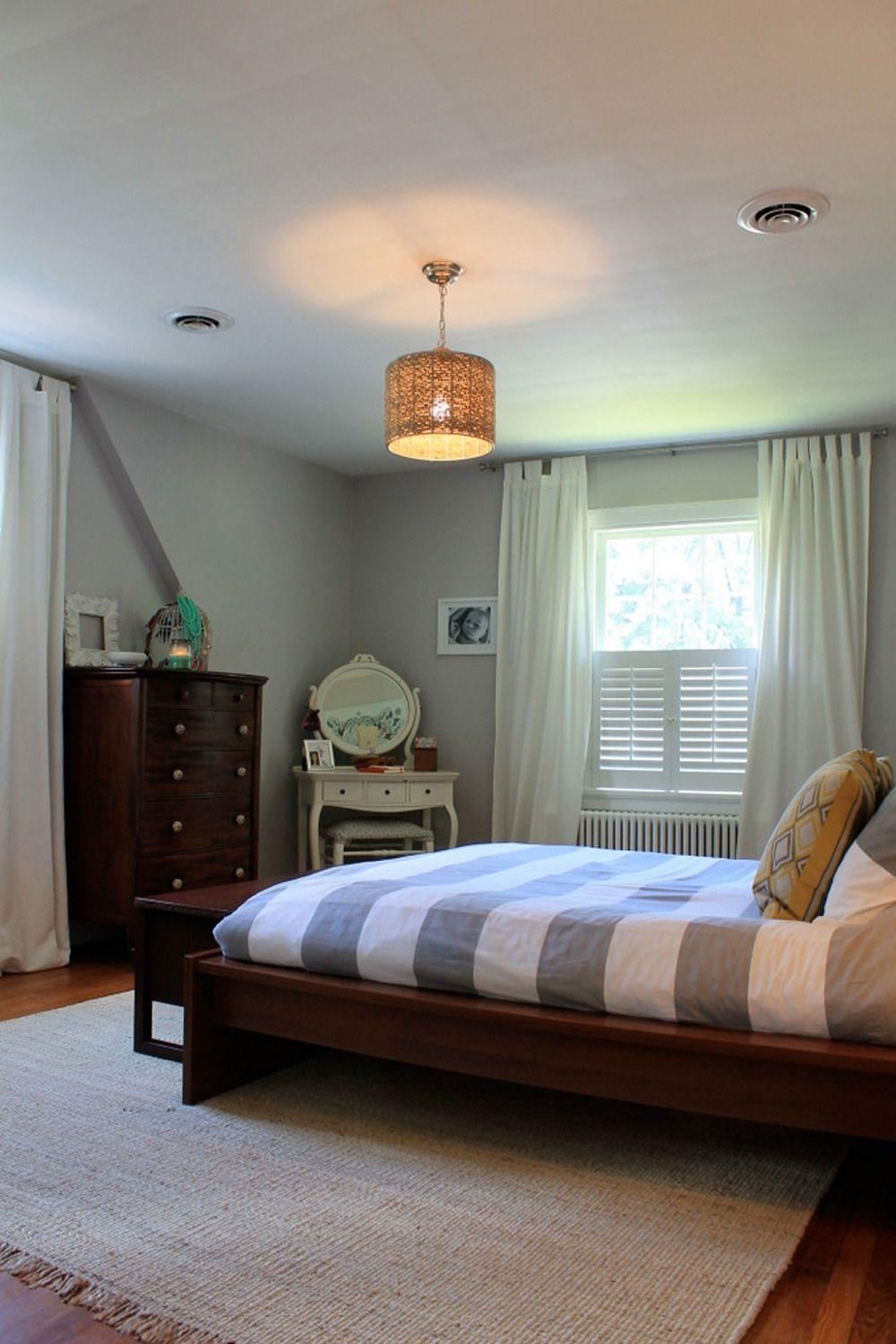 Chris & Julie's Sunny Dixie Abode Home bedroom