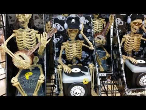 a visit to halloween city grand opening day 2016 2017 halloween props an - Halloween Props 2016