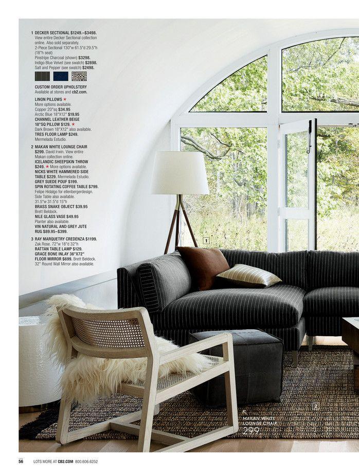 Best Cb2 May Catalog 2018 Page 56 57 Mahogany Furniture 400 x 300