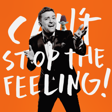 Justin Timberlake Cant Stop The Feeling So Just Dance Dance