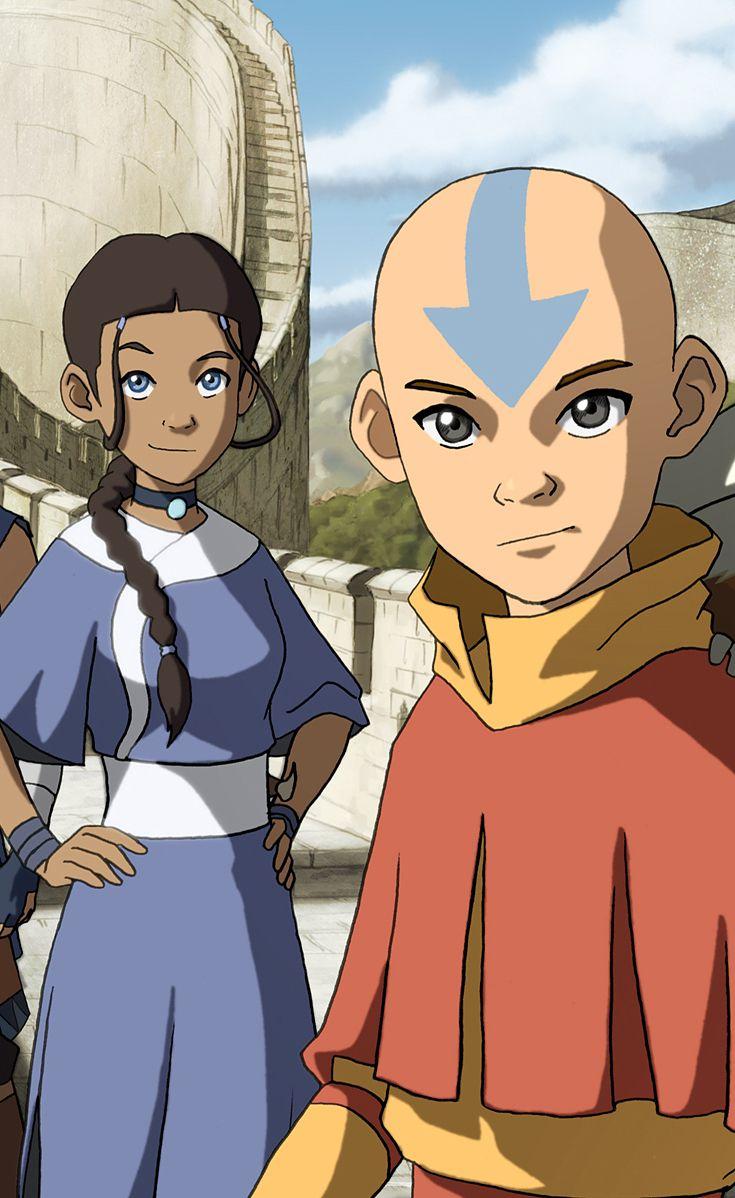 Avatar Cartoon Cast : avatar, cartoon, Remember, Intro,