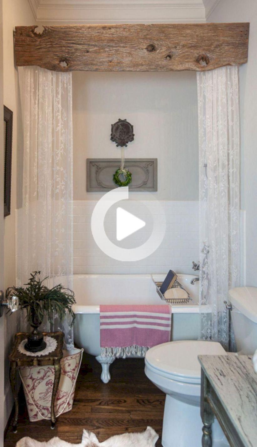 Foto Bagni Stile Country 47 comfy casale bagno decor idee con stile rustico – #bagno