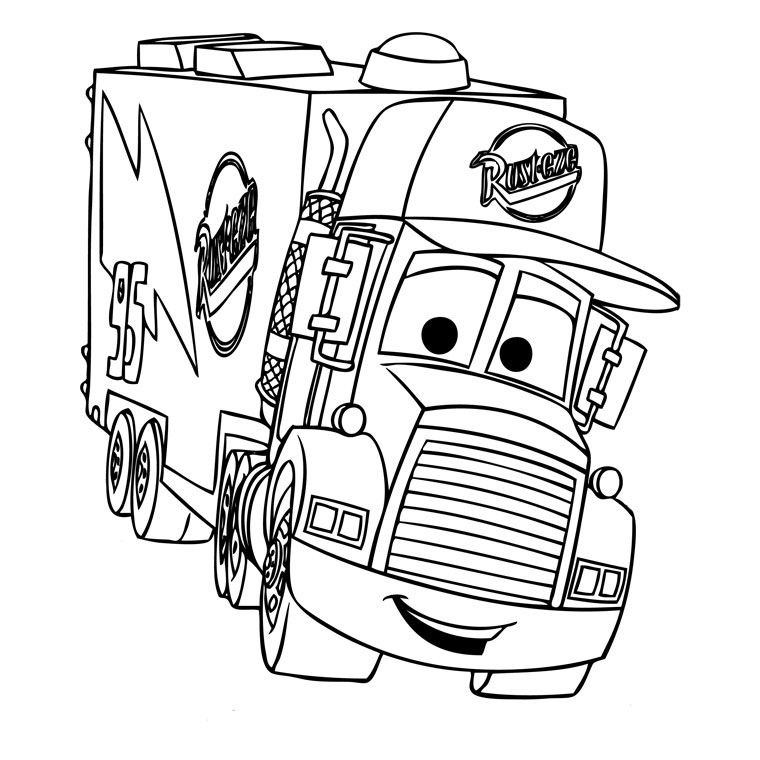 Coloriage de cars video pour mes b b s pinterest - Cahier de coloriage disney ...