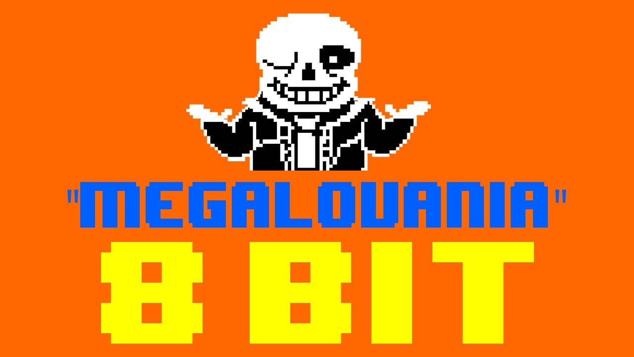 Megalovania - Undertale (8 Bit Universe Version) | Musically