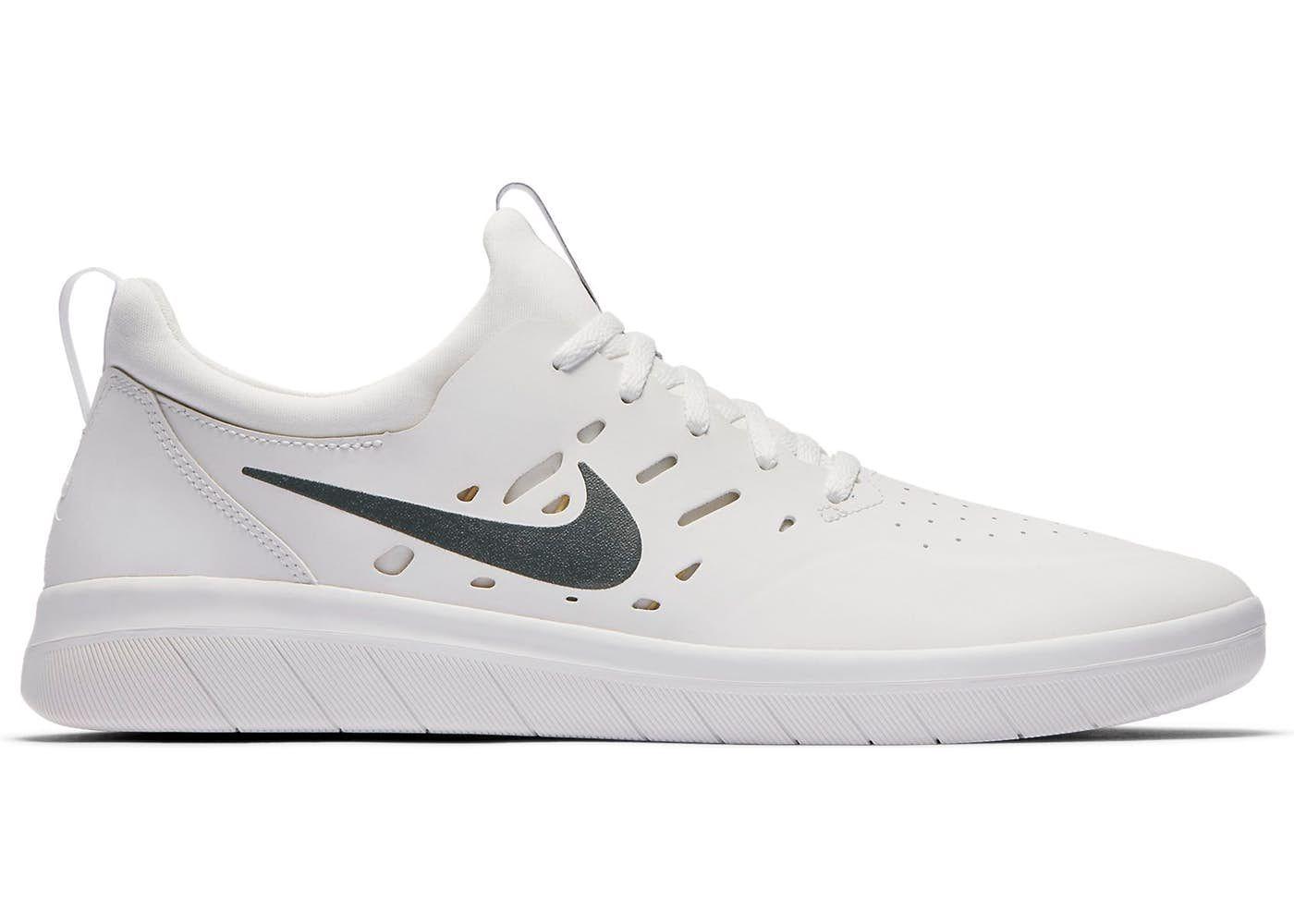 Nike SB Nyjah White Anthracite  715096225