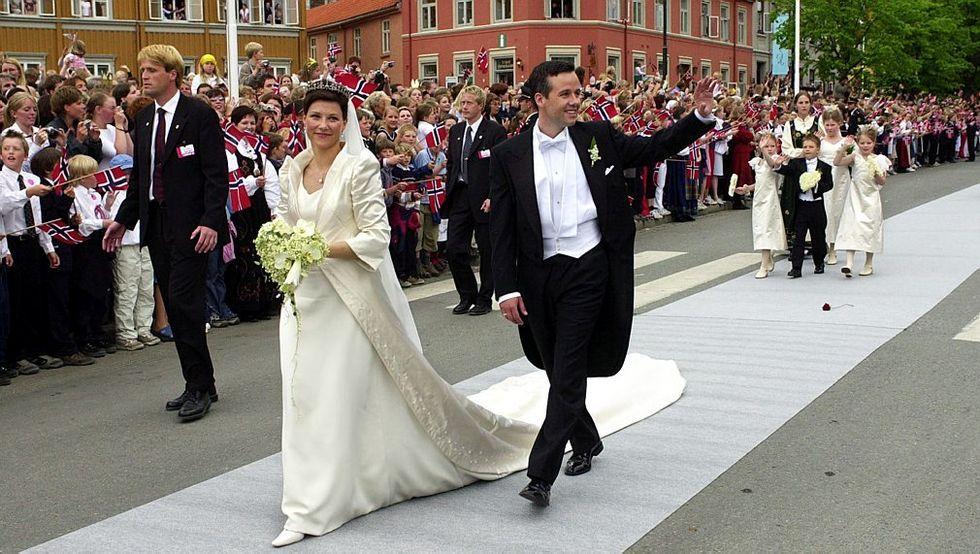 Princess Martha Louise & Ari Behn, 2002