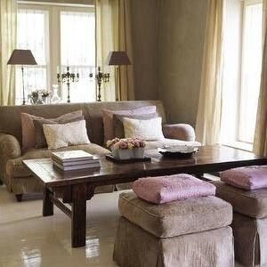 Soft And Warm Brown Lilac And Cream Living Room Brown Living Room Living Room Grey New Living Room