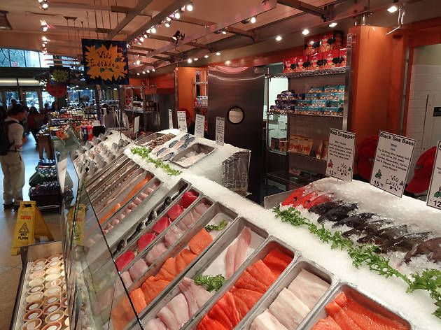 Find The Best Fish Market In Nyc Seafood Shop Fresh Fish Market New York Fish Market