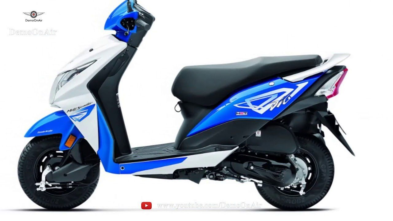 Honda Dio 2019 New Model Pictures From Honda Dio Deluxe 2019