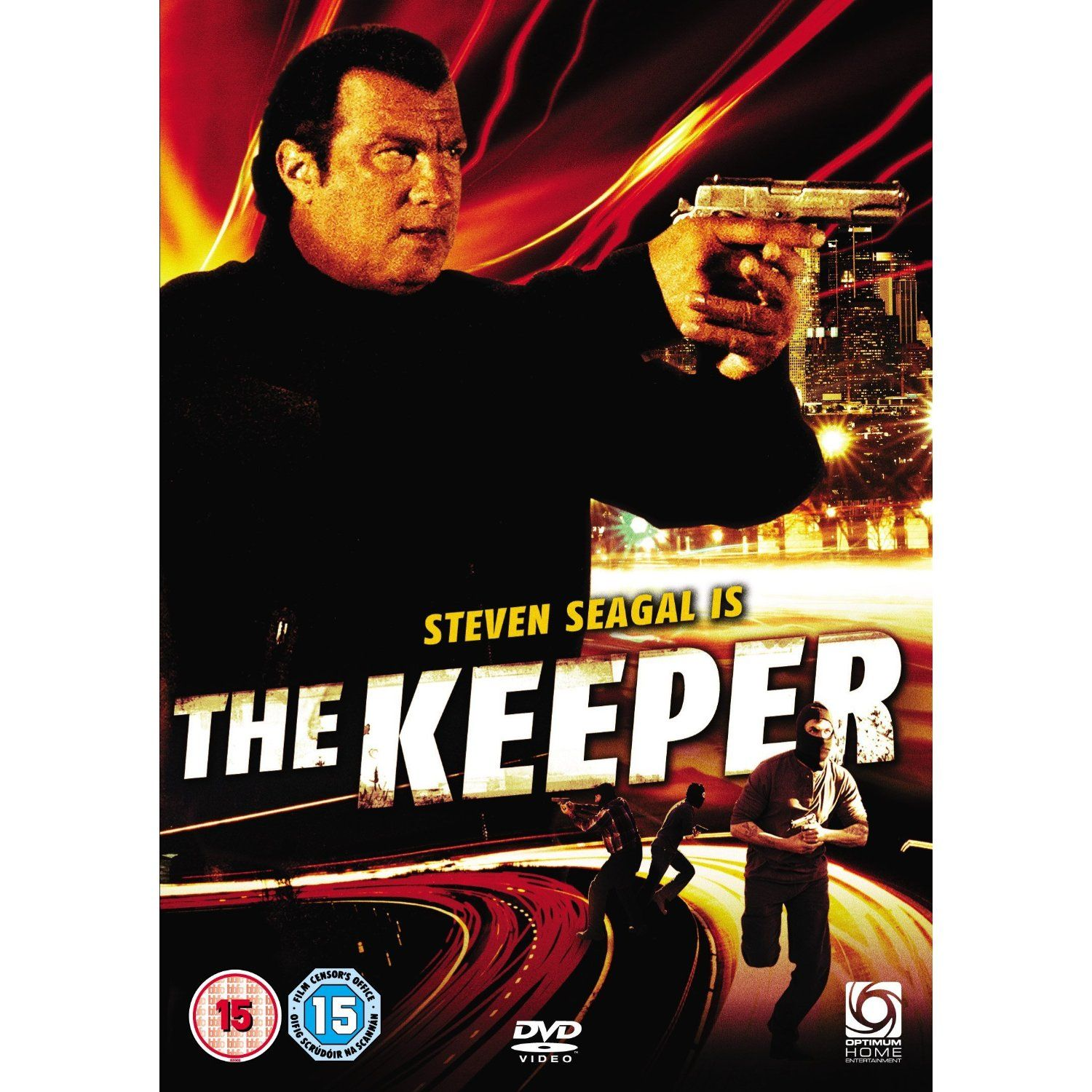 The Keeper (DVD, 2009) | See best ideas about Steven seagal and Movie