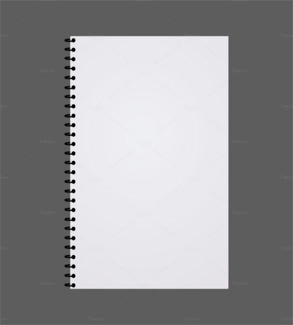 10 Notebook Paper Templates u2013 Free Sample Example Format Download - notebook paper download