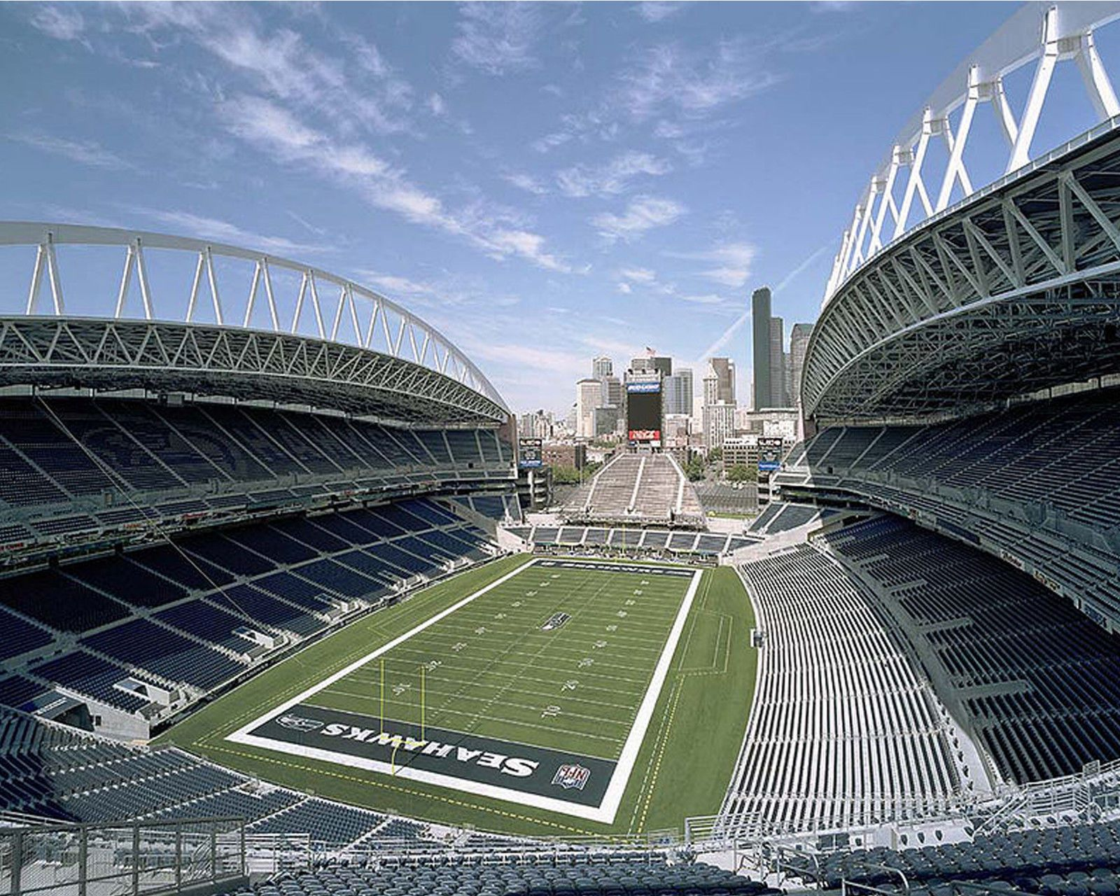 Seattle Seahawks announce CenturyLink Field expansion by 1 000 seats