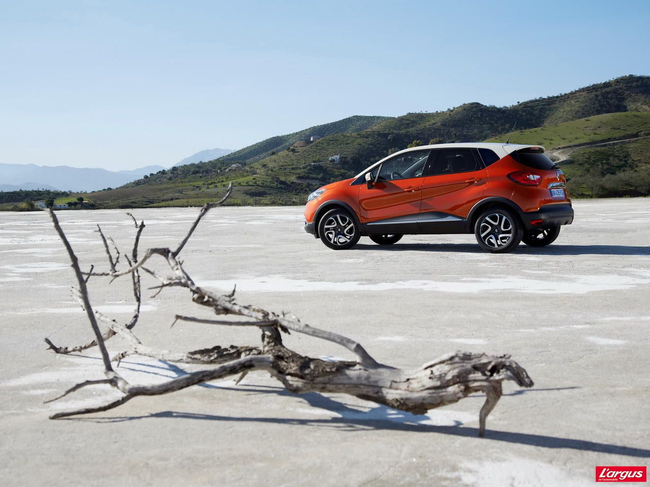 Photo Du Renault Captur