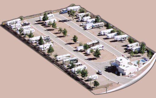 Rv Park Design Parking Design Rv Parks Resort Design