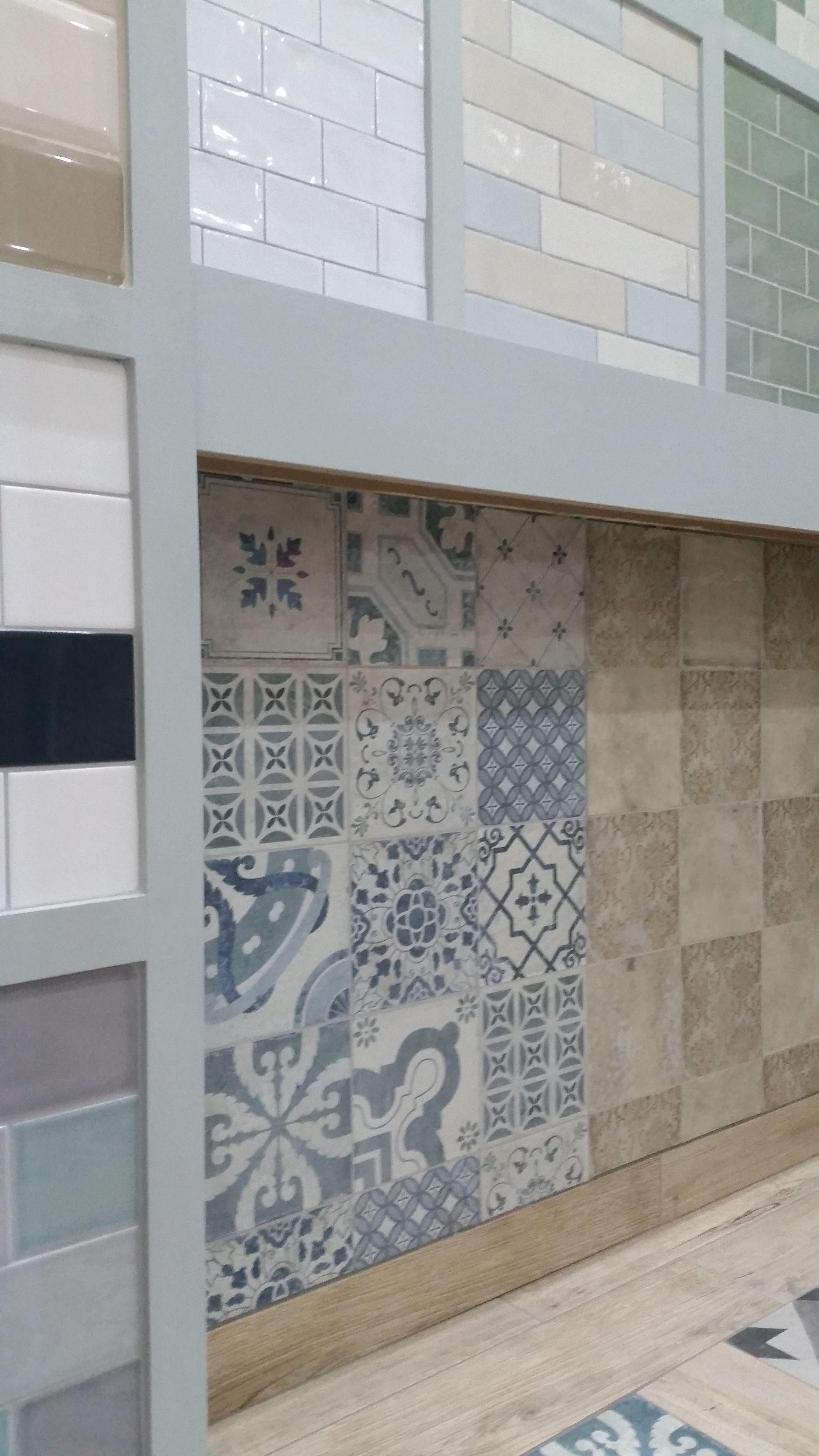 Tile Depot Display In York