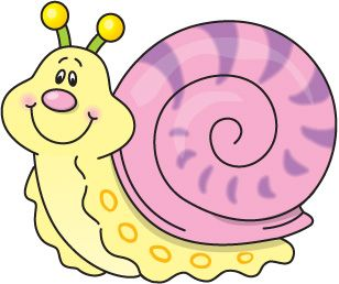 Snail Jpg 308 258 Dibujos De Animales Caracoles Dibujo