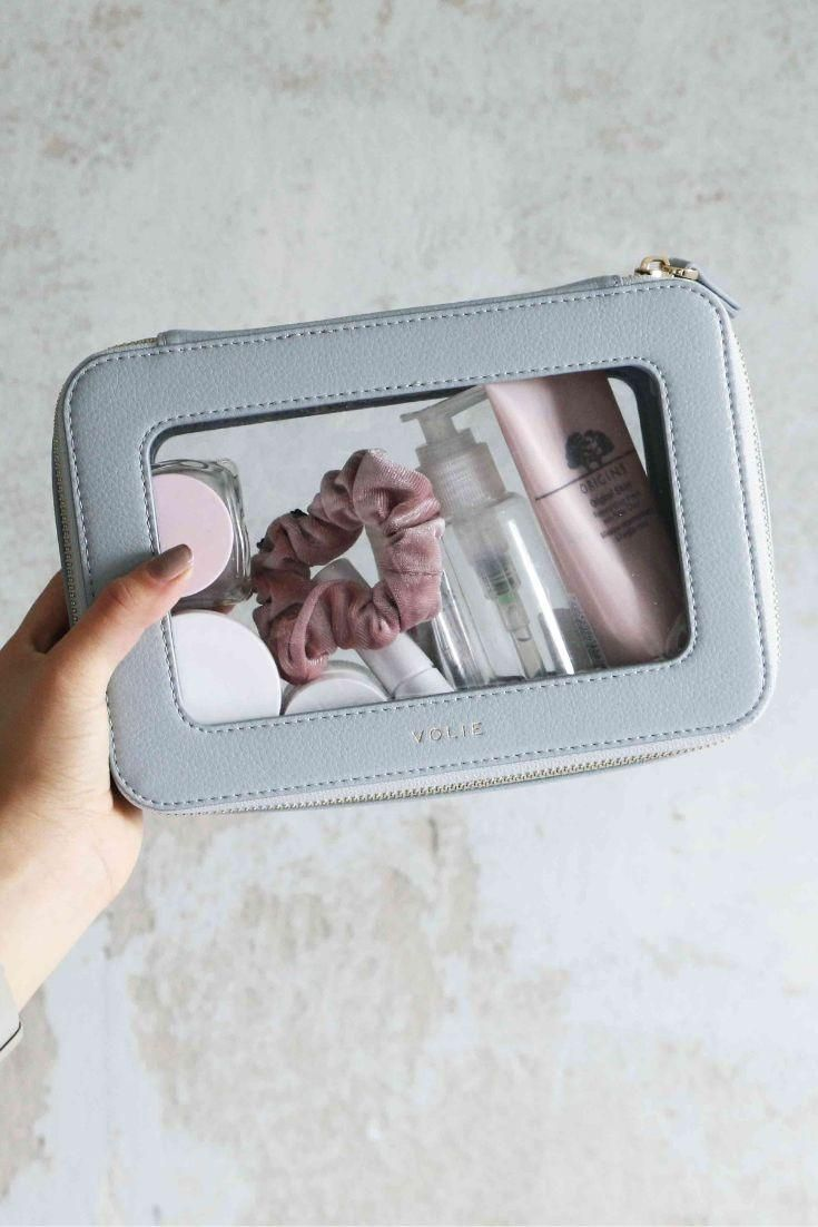 #have #traveling Our must have traveling accessories have you ready for your next trip in no time. Our clear cosmetic bag bag fits all your travel beauty essentials, and is designed specifically for your carry on luggage. Travel in style with our cute travel accessories.