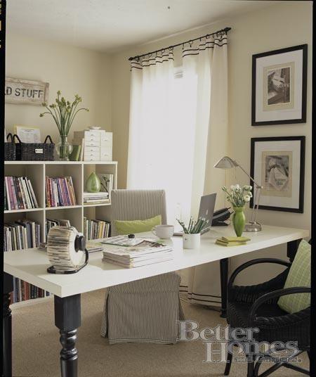 Until Tomorrow Bhg Almost Shabby Chic White Desk Black Turned