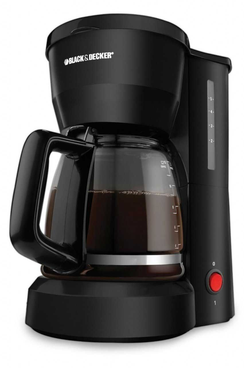 Black and decker dcm601b coffee maker 220 volts in 2020