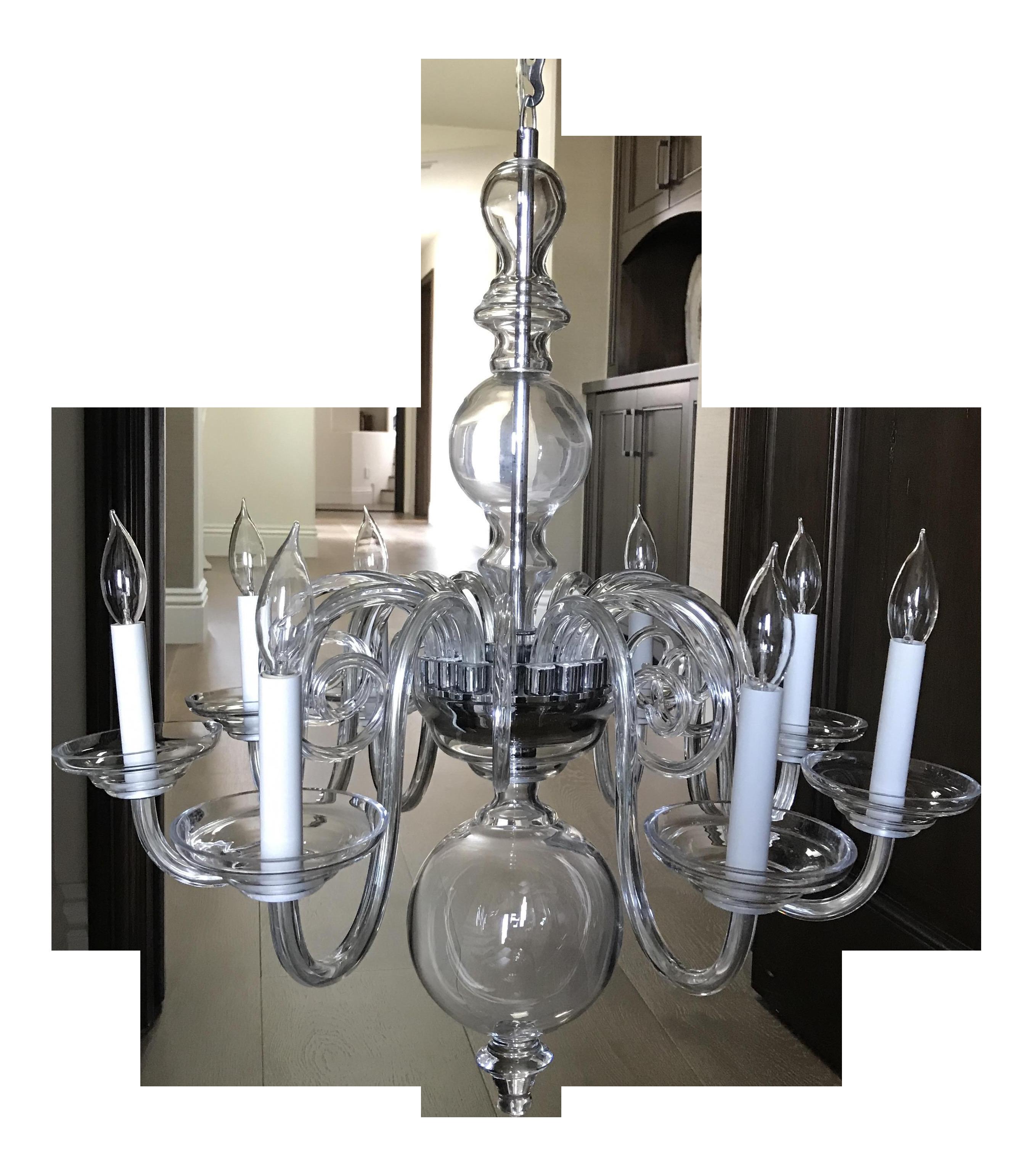 Preciosa egmont crystal chandelier chandeliers hollywood regency 1k preciosa egmont crystal chandelier on chairish aloadofball Images