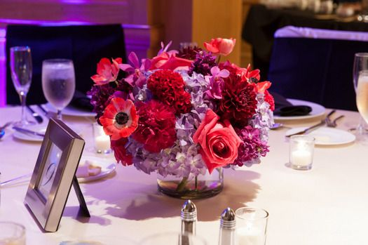 Awesome Lavender And Red Wedding Contemporary - Styles & Ideas 2018 ...