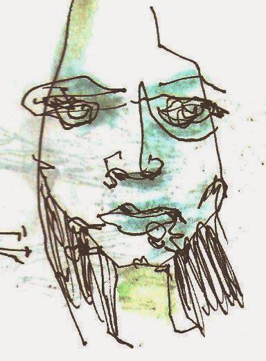 MI LABORATORIO DE IDEAS: faccia verde