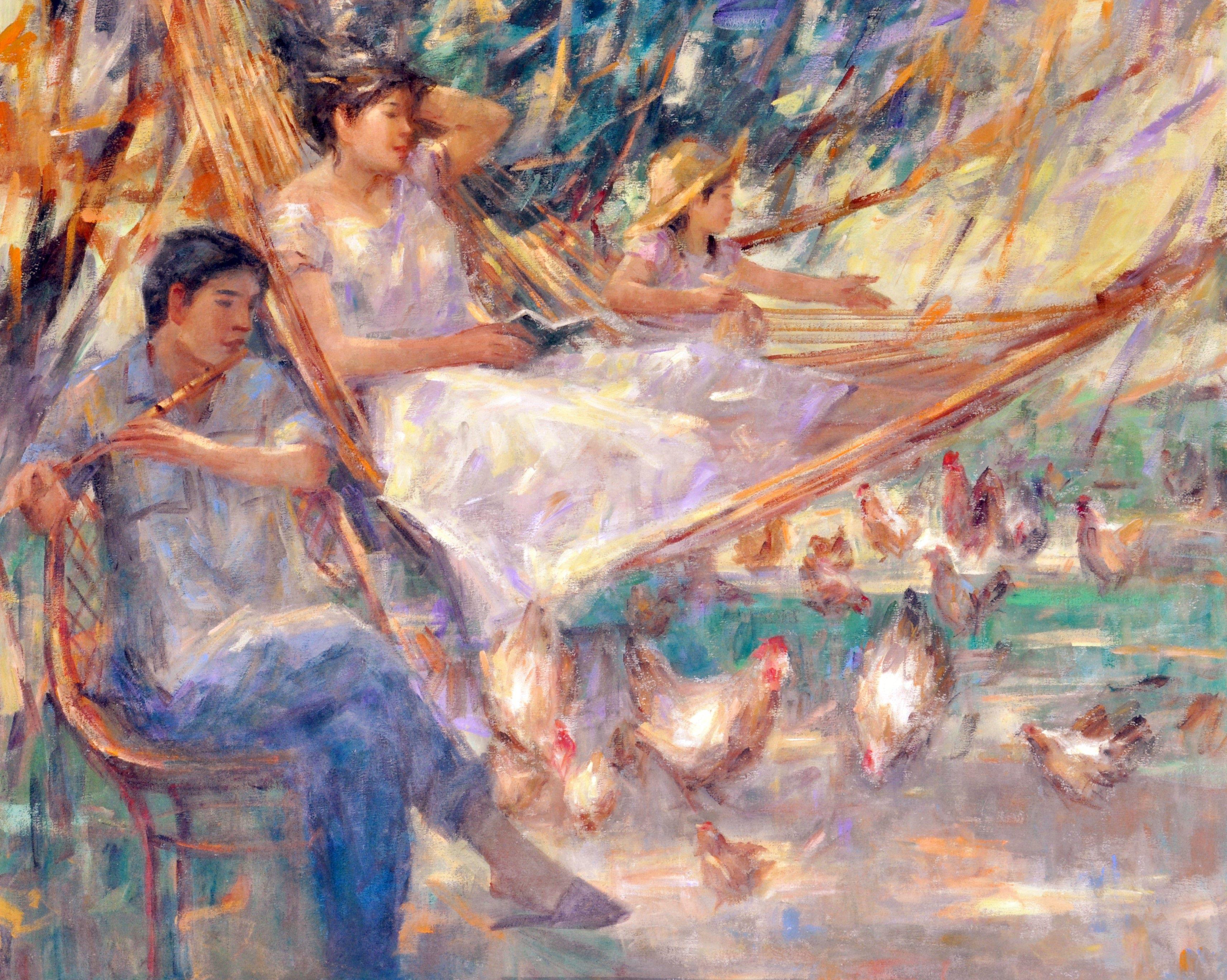 Top Ten In Philippines Artist Jun Martinez Renowned Globally For His Fine Art Masterpieces Artist Com Filipino Art Philippine Art Art