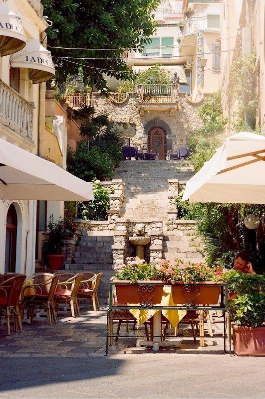 Taormina / Sicilia