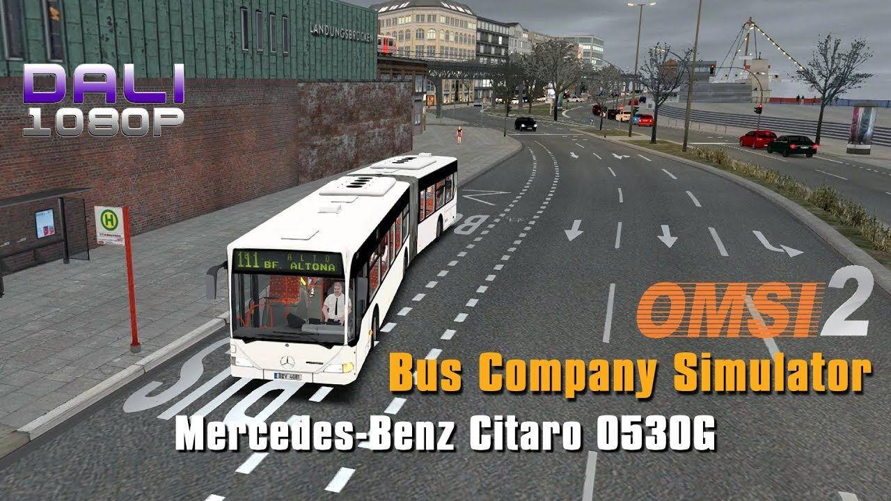 OMSI 2 Bus Company Simulator Multiplayer - Mercedes-Benz